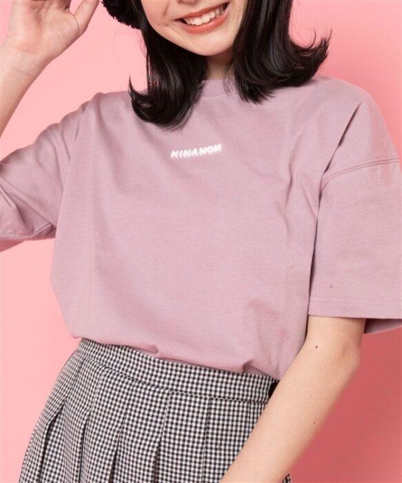 Hinanon 3DロゴTシャツ