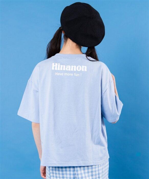 Hinanon GIRL Tシャツ