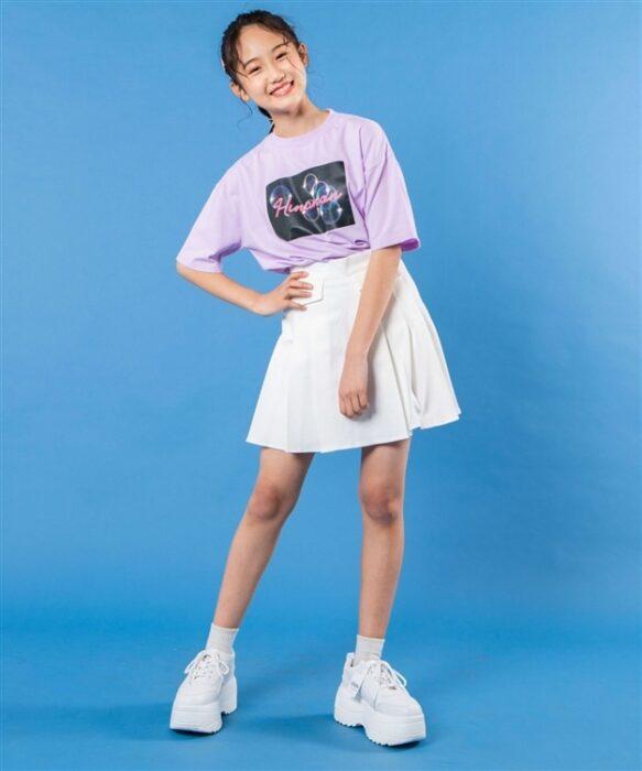Hinanon シャボン玉Tシャツ