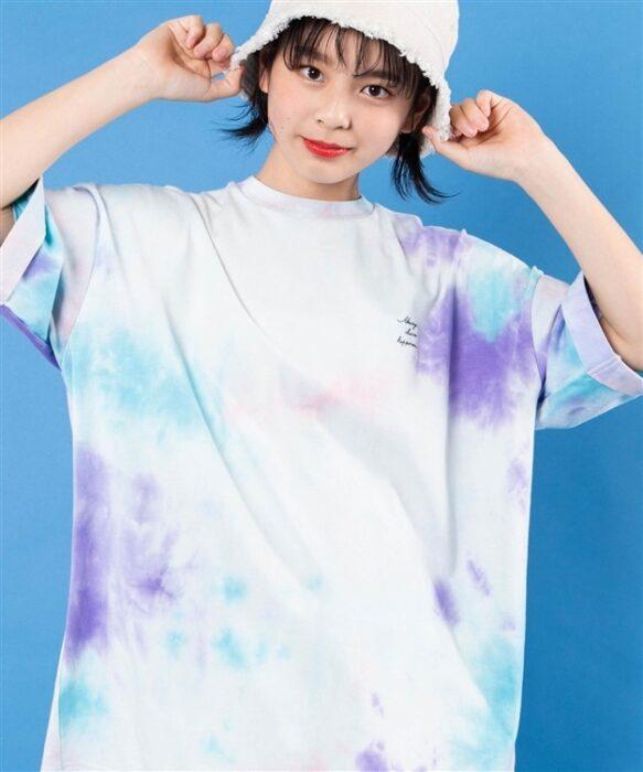 バックプリントBIGTシャツ